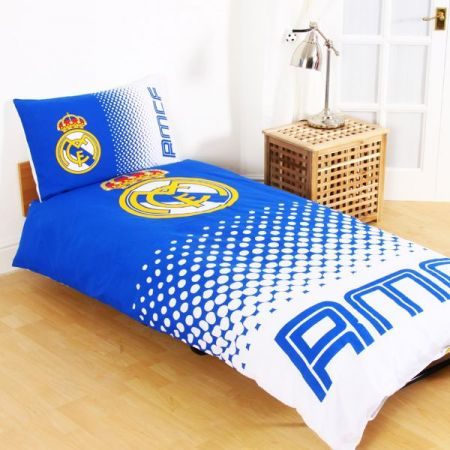 Спално Бельо REAL MADRID Reversible Single Duvet Set FA 504191 13820