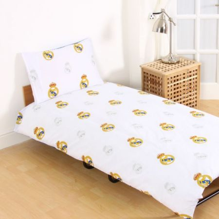 Спално Бельо REAL MADRID Reversible Single Duvet Set FA 504191 13820 изображение 2