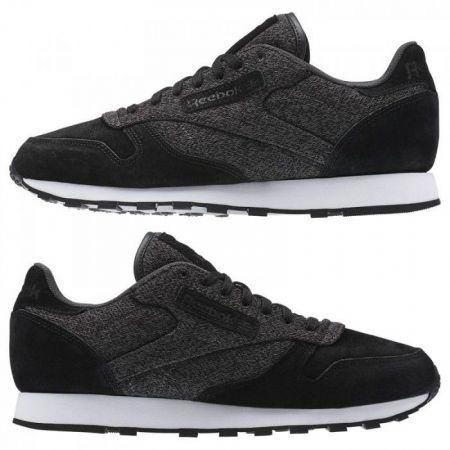 Мъжки Маратонки REEBOK Classic Leather KSP Trainers 513895 AR0574 изображение 7