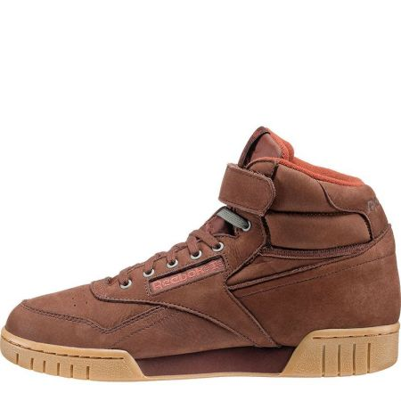 Мъжки Кецове REEBOK Ex-O-Fit Plus Hi LG 513884 BS6188