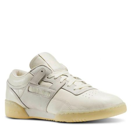 Дамски Кецове REEBOK Workout Lo Clean Butter Soft