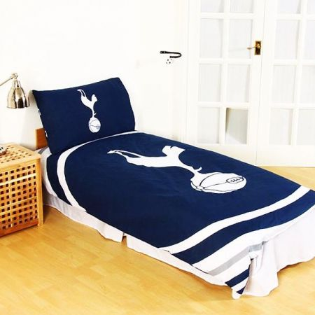 Спално Бельо TOTTENHAM HOTSPUR Reversible Single Duvet Set PL 511942 g05duvtofd-13631