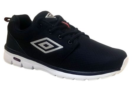 Мъжки Маратонки UMBRO Mesh Light Trainers 503954 UMM 00001 BLACK