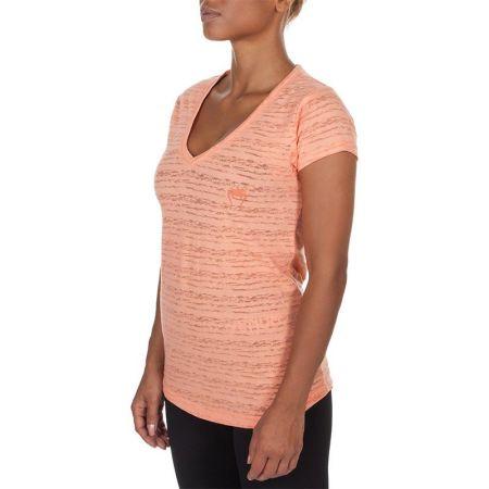 Дамска Тениска VENUM Essential V Neck T-Shirt 514376 02747