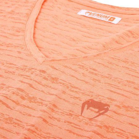 Дамска Тениска VENUM Essential V Neck T-Shirt 514376 02747 изображение 4