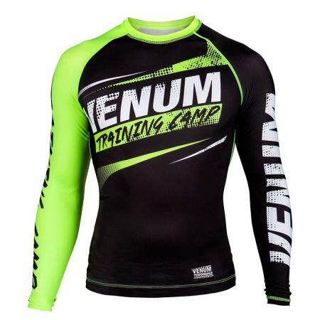 Мъжки Рашгард VENUM Training Camp Compression T-shirt 514146 03370-116