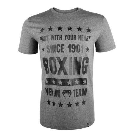 Мъжка Тениска VENUM Boxing Origins T-Shirt  514234 03405