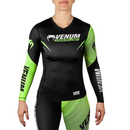 Дамски Рашгард VENUM Training Camp 2.0 Rashguard Long Sleeves