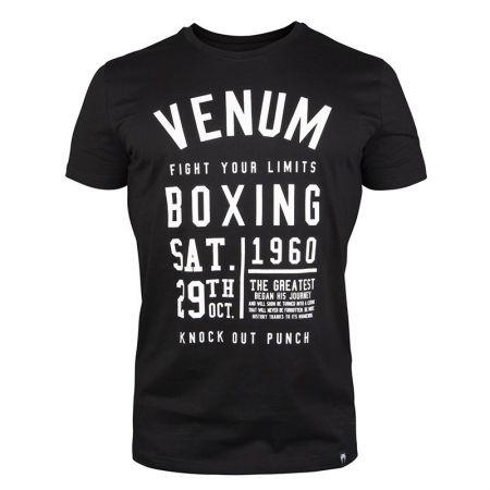 Мъжка Тениска VENUM Knock Out T-Shirt  514225 03664-001