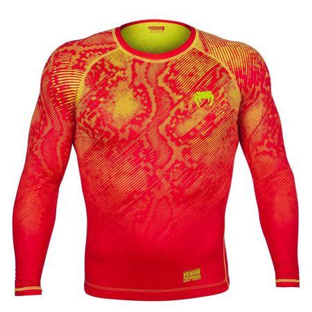 Мъжки Рашгард VENUM Fusion Compression T-shirt - Long Sleeves 514182 2079