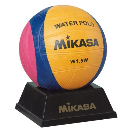 Мини Волейболна Топка MIKASA Promotional Miniaturec Water Polo Ball Size 1.5 510394