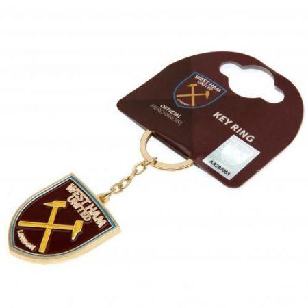 Ключодържател WEST HAM UNITED Key Ring 500152  изображение 3