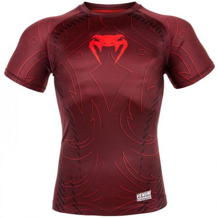 Мъжки Рашгард VENUM Nightcrawler Rashguard Short Sleeves 508032