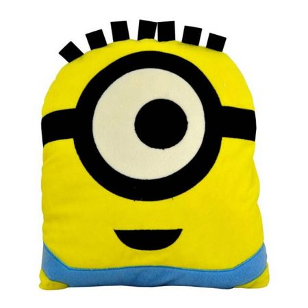 Възглавница DESPICABLE ME Minion Head Shaped Cushion Stuart 501335