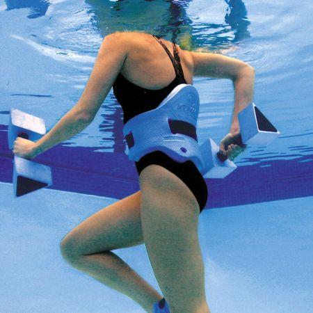 Колан За Плуване MAXIMA Belt For Swimming 72х23х4 Cm 502822 200439 изображение 3
