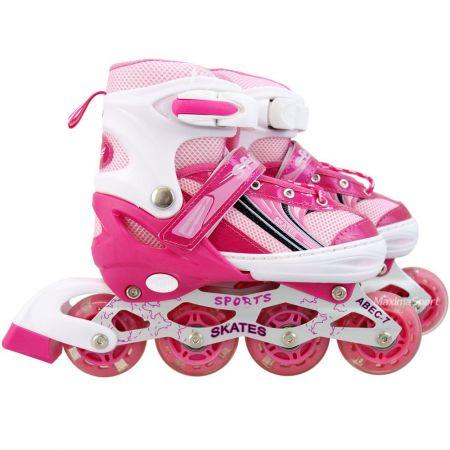 Детски Регулируеми Ролери MAXIMA Adjustable Rollers 34-37 509479