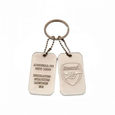 Ключодържател ARSENAL Tag Keyring 505390 a30kdtars
