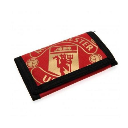 Портмоне MANCHESTER UNITED Nylon Wallet