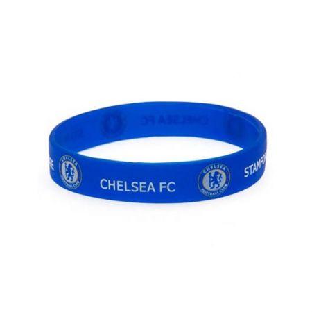 Силиконова Гривна CHELSEA Silicone Wristband 500591 7724-e30silch