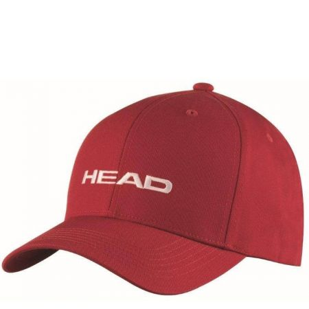 Шапка HEAD Promotion Cap SS14 400945b PROMOTION CAP red NEW/287292