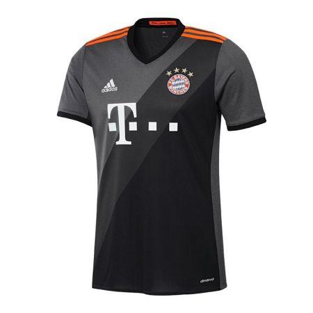 Официална Фланелка Байерн Мюнхен BAYERN MUNICH Mens Away Shirt 16-17 504137