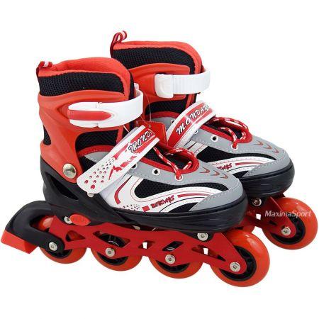 Детски Регулируеми Ролери MAXIMA Adjustable Rollers 34-37 509477