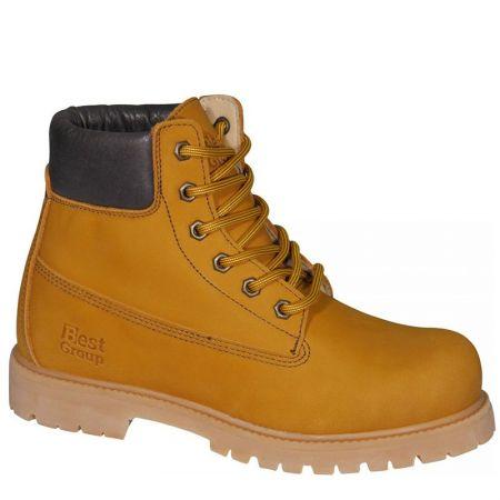 Мъжки Зимни Обувки MORE MILE Best Group Gust Walking Boots - Sunglow 508275