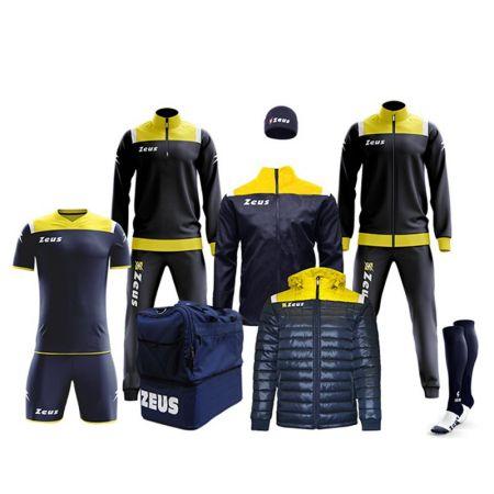Спортен Комплект ZEUS Box Vesuvio 8pcs 515185 Box Vesuvio