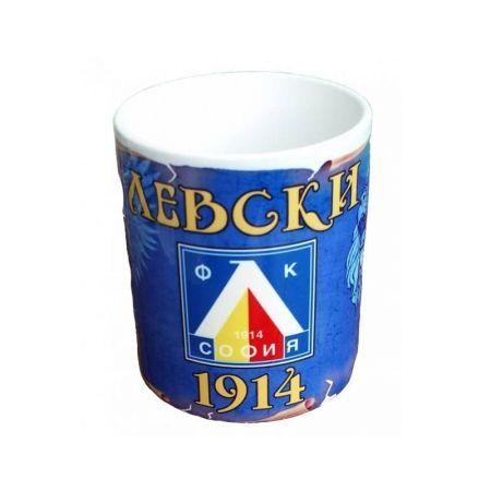 Чаша LEVSKI Ceramic Mug LS 1914 500359a
