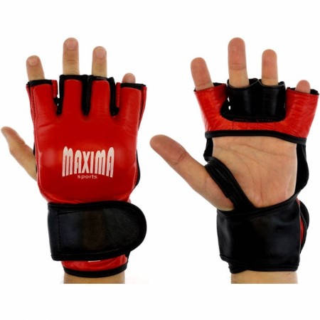 Ръкавици За MMA MAXIMA MMA Gloves  502552 200785-Red изображение 3