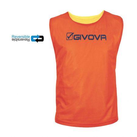Мъжки Тренировъчен Потник GIVOVA Reversible Casacca Double 0107 504942 ct02