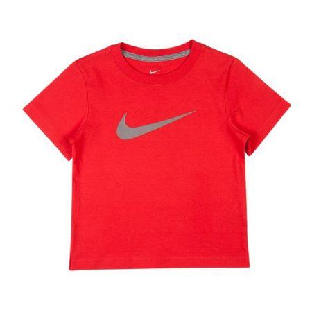 Детска Тениска NIKE Big Swosh SS Crew Tee 300492 404481-636-Ивко