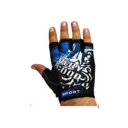 Ръкавици За Фитнес MAXIMA Fitness Gloves 503005 400522-Blue