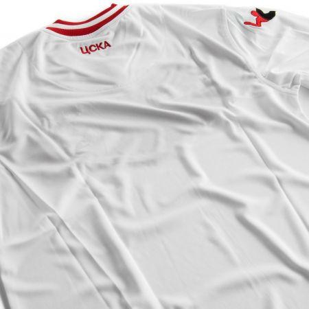 Официална Фланелка ЦСКА CSKA Away Shirt 2014-2015 501189a  изображение 8