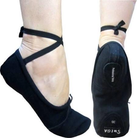 Дамски Цвички MAXIMA Ballet Slippers 502526