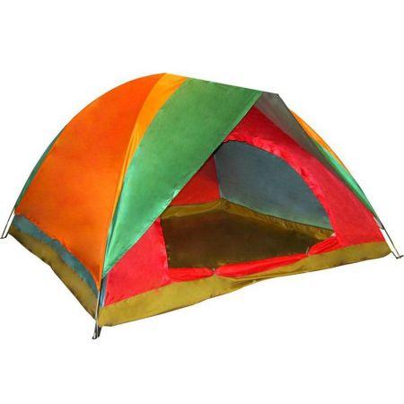Триместна Палатка MAXIMA 3 - Person Tent 503900 600107-orange
