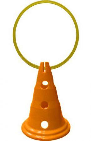 Конус С Дупки MAXIMA Cone With Holes 30 Cm/Ø30 Mm 503156 200865-Orange изображение 2