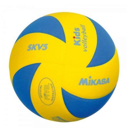 Детска Волейболна Топка MIKASA Kids Soft Competition Ball SKV5 401712