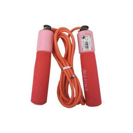 Въже За Скачане С Брояч MAXIMA Speed Rope With Counter 3 M 502829 200245-Red