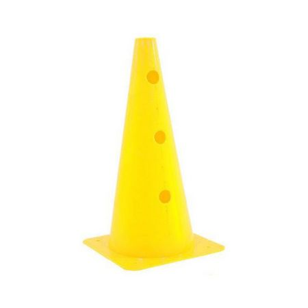 Конус С Дупки MAXIMA Cone With Holes 47 Cm 503178 200867-Yellow
