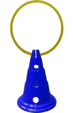 Конус С Дупки MAXIMA Cone With Holes 30 Cm/Ø30 Mm 503157 200865-Blue изображение 2