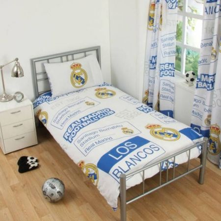 Спално Бельо REAL MADRID Duvet Set PT 500291e g05duvrmpt-12132