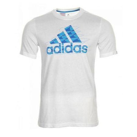 Детска Тениска ADIDAS YB GFX F Logo T-Shirt 300409 M64392