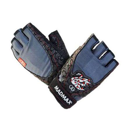 Дамски Ръкавици За Фитнес MAD MAX Women Fitness Gloves  Black Swan 507985