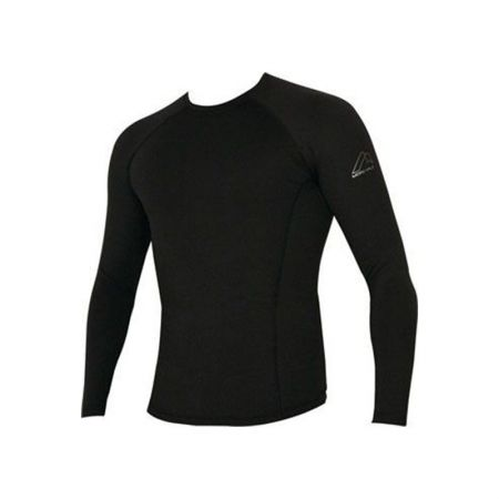 Мъжка Термо Блуза MORE MILE Crew Neck Compression Mens Running Top