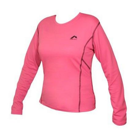 Дамска Блуза MORE MILE Roma Long Sleeve Ladies Running Top 508793