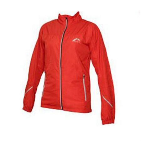 Дамско Яке/Ветровка MORE MILE Reflective Ladies Running Jacket 508729 WMM191Red