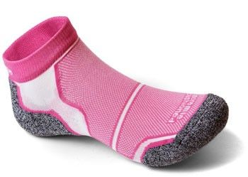 Дамски Чорапи MORE MILE New York Cushioned Ladies Running Socks 509106 MM1017
