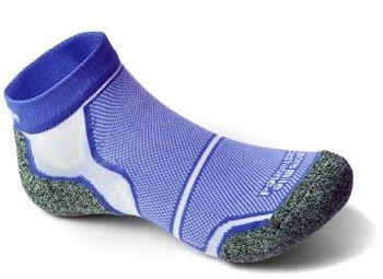 Дамски Чорапи MORE MILE New York Cushioned Ladies Running Socks 509141