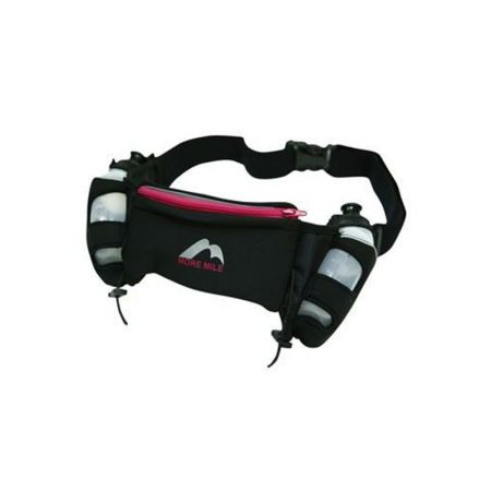 Чанта MORE MILE Endurance Twin Bottle Belt Running Waist Bag  509001  MM1657